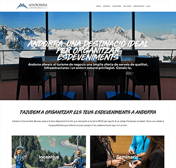ANDORRA CONVENTION BUREAU