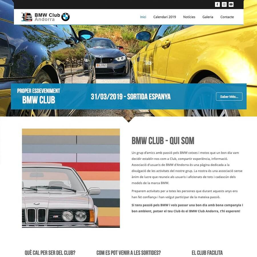 BMW CLUB ANDORRA